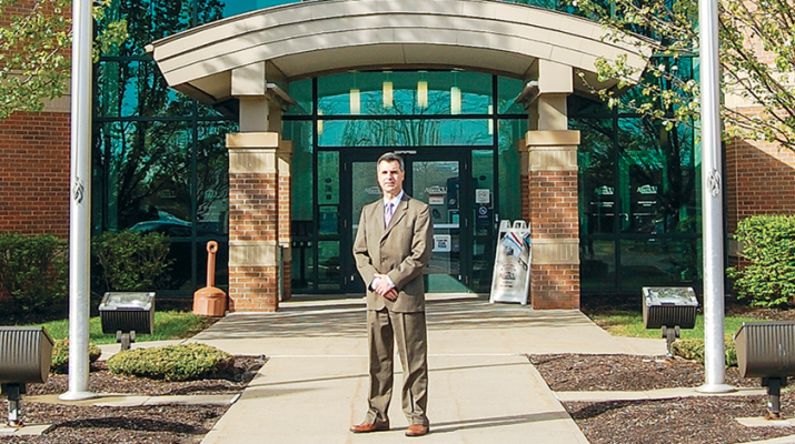 James Lombardo, chief operating manager of AmeriCU Services, LLC.
