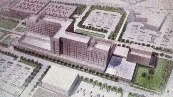 The Mohawk Valley Health System recently unveiled the site plan for its new hospital to be located in downtown Utica.