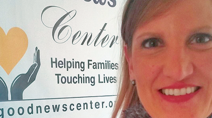 Melissa Kehler, facilitator of Grief Survivors at the Good News Center in Utica, gives valuable advice to those missing a loved one this holiday season.