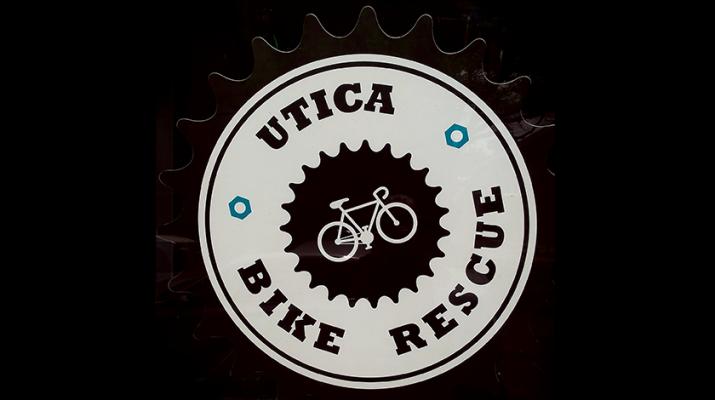 utica BIKE rescue