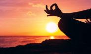 meditating MINDFULLNESS