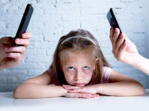 ADDICTED cell phones
