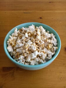 Fajita Flavored Popcorn