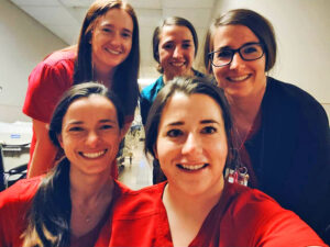 """Five sisters in Remsen, northern Oneida County, work as nurses in the area. """"It is truly a blessing to work alongside your sisters on a daily basis,"""" one of the sisters, Cassandra Doolen said."""